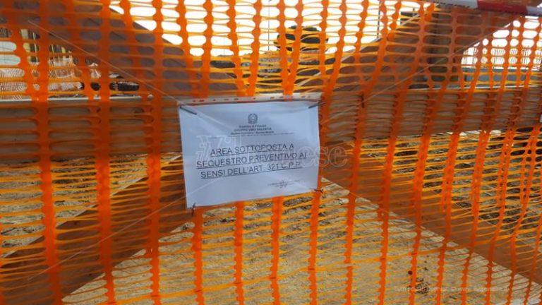 Nuovo ospedale di Vibo, sequestrata l'area del cantiere delle opere complementari – Video