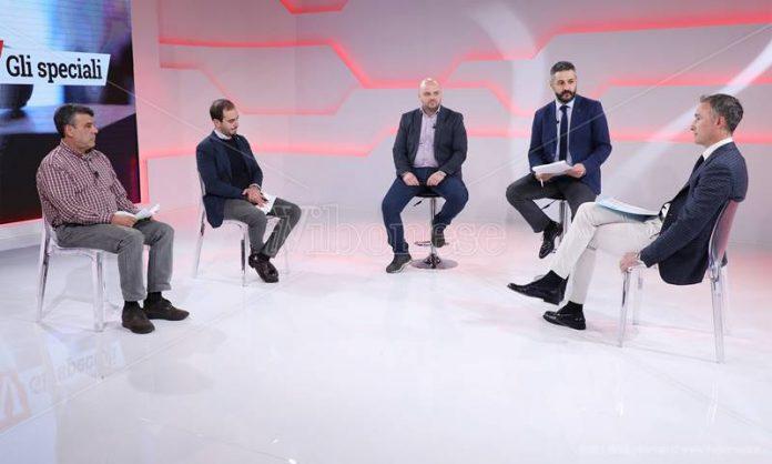 Il dibattito tra i candidati consiglieri
