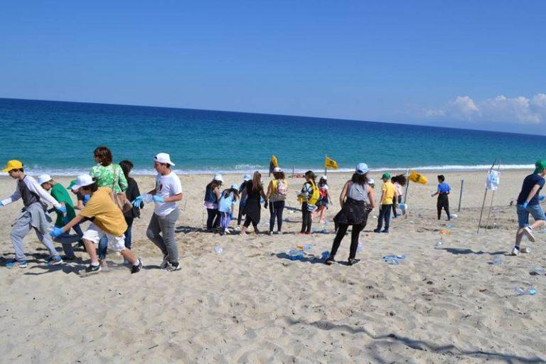 """""""Spiagge pulite"""", al via gli appuntamenti di Legambiente nel Vibonese"""