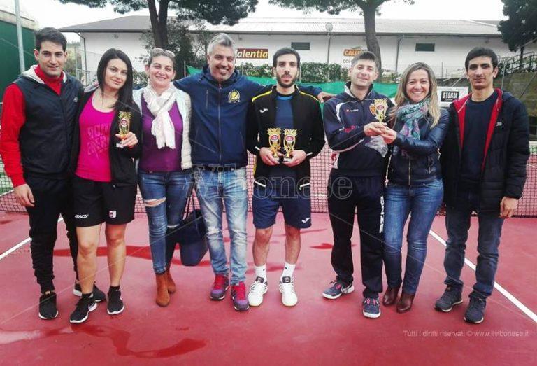 """Tennis, sessanta atleti vibonesi in gara nel """"Tpra Madrid"""""""