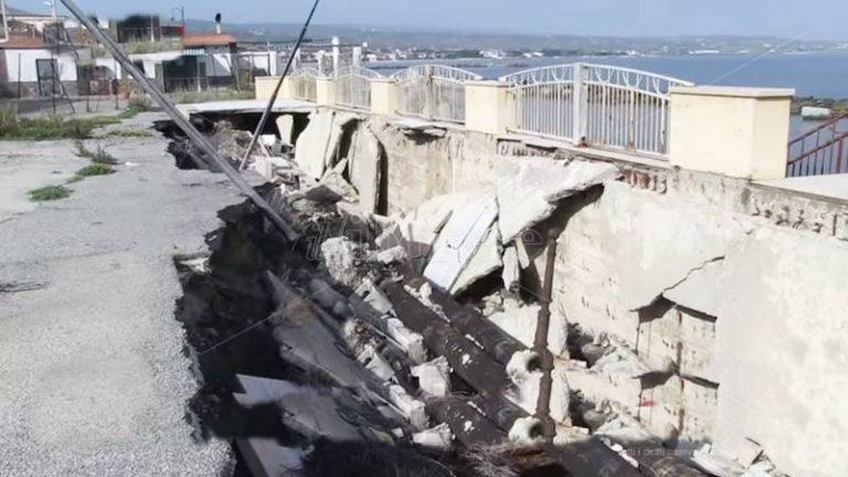 Barriera soffolta e sistemazione piazza Capannina, affidati i lavori