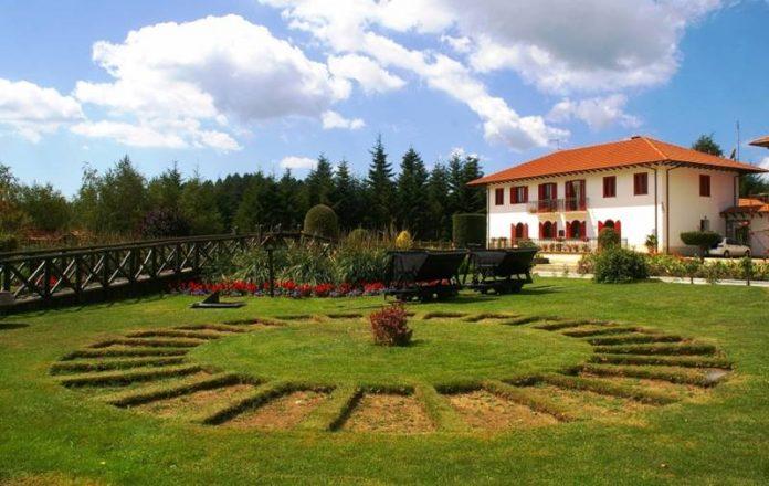 Uno scorcio di Villa Vittoria (foto Italo Carè)