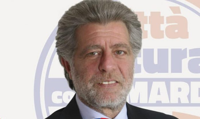 Il compianto Vincenzo Mobilio
