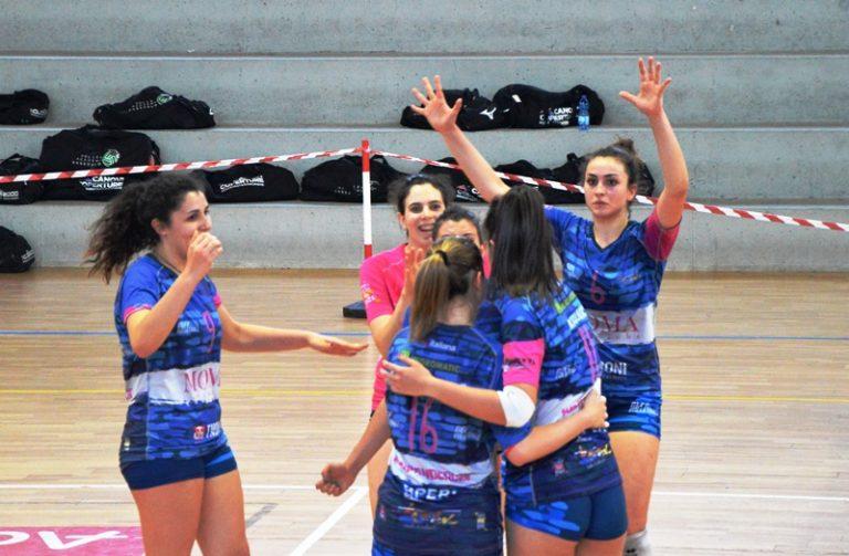 Finali volley Under 18, a Vibo un sabato all'insegna dello spettacolo
