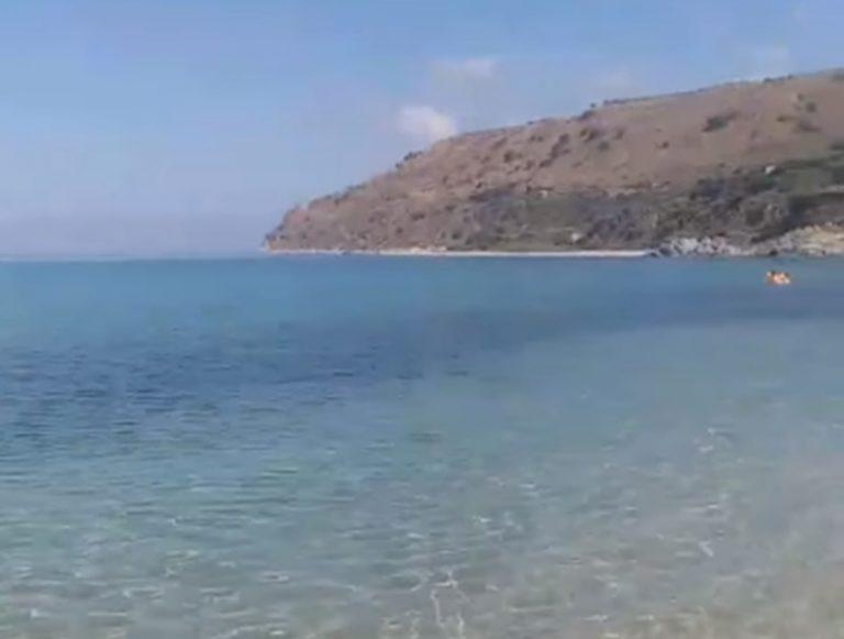 Mare di nuovo pulito a Nicotera dopo le criticità registrate ieri