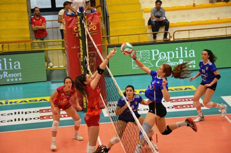 Volley, inizia col botto la seconda fase delle finali nazionali