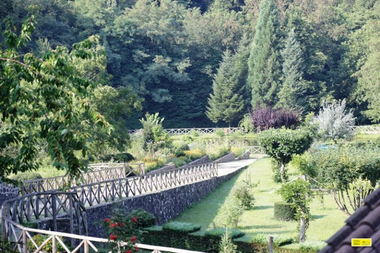 Parco delle Serre: in cantiere nuovi percorsi, aree di sosta e pic-nic