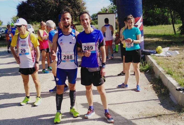 Corsa, l'Atletica San Costantino presente alla Capo Colonna-Crotone