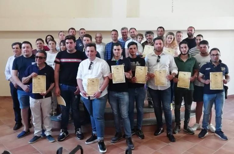 Concluso il corso Arsac a Stefanaconi, trentacinque nuovi apicoltori nel Vibonese
