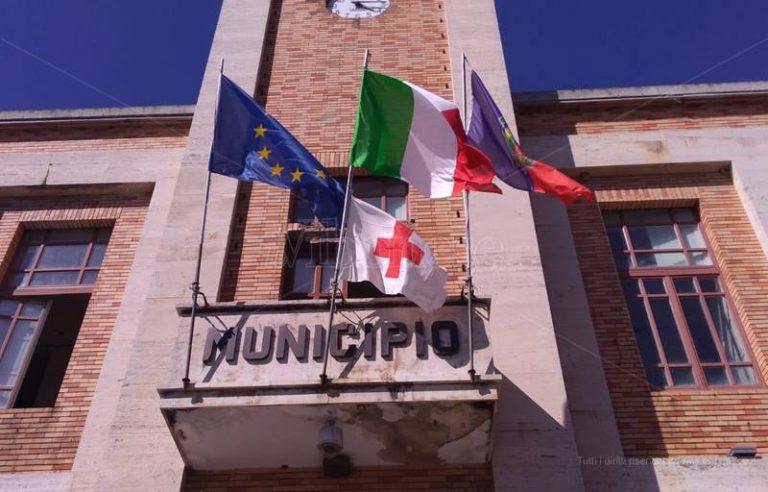 Festa del Tricolore, sobria celebrazione in Municipio a Vibo