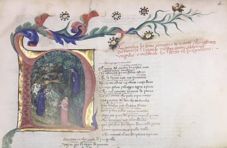 Tropea, il Club per l'Unesco chiama a raccolta gli studiosi della Divina Commedia