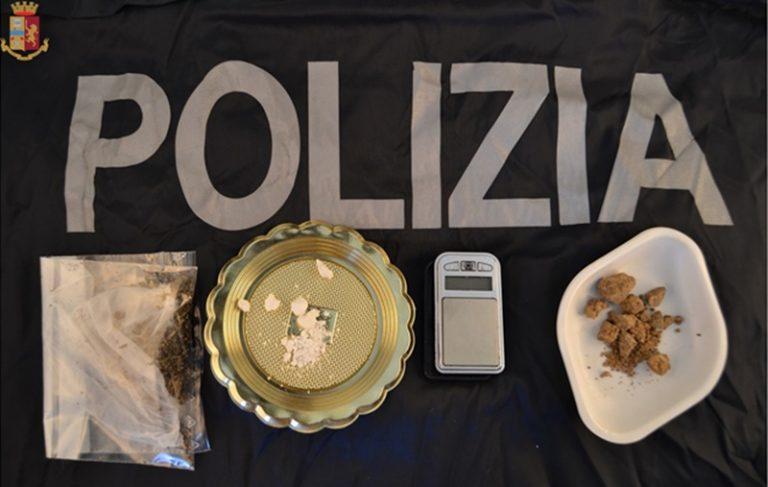 Droga nascosta in casa, un arresto a Rombiolo