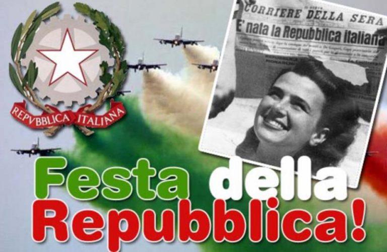 Festa della Repubblica, la riflessione dell'assessore Vallone di Parghelia