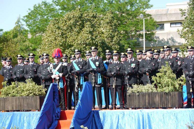 Carabinieri in festa per il 205esimo anniversario dalla fondazione dell'Arma – Video