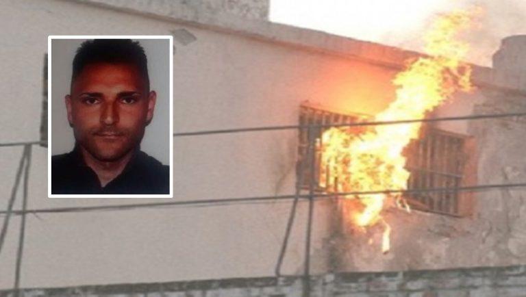 Rivolta in carcere in Sicilia, coinvolto Francesco Olivieri