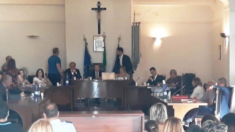 """Mileto, primo """"movimentato"""" Consiglio comunale dell'era Giordano"""