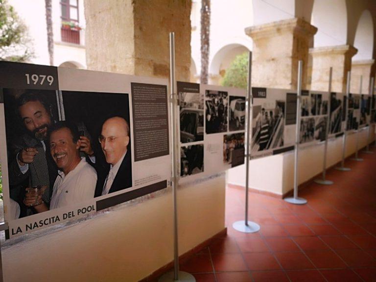 La mostra itinerante dell'Ansa su Falcone e Borsellino fa tappa a Vibo