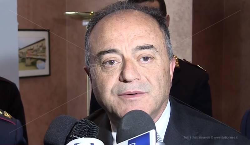 Il procuratore Nicola Gratteri