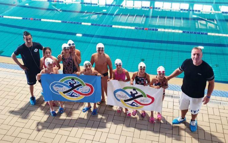 Nuoto, i ragazzi della Penta Vibo sul tetto d'Italia