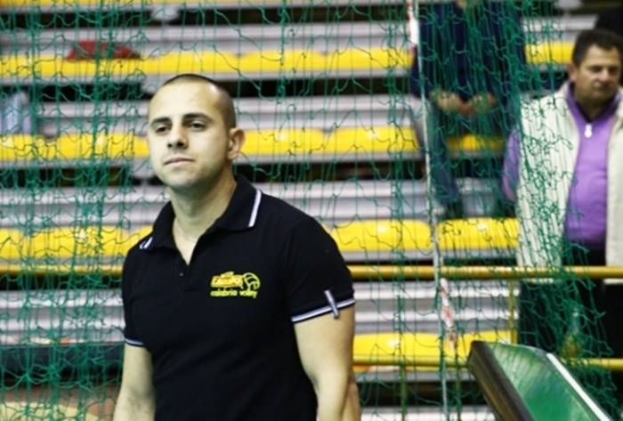 Volley, il preparatore vibonese Piraino nello staff della Nazionale B