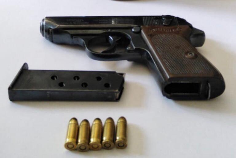 Armi e munizioni, due arresti nel Vibonese