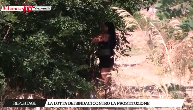 Prostituzione, il mercato del sesso lungo le strade del Vibonese – Video