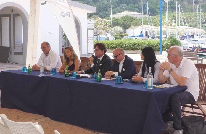La presentazione del progetto a Tropea