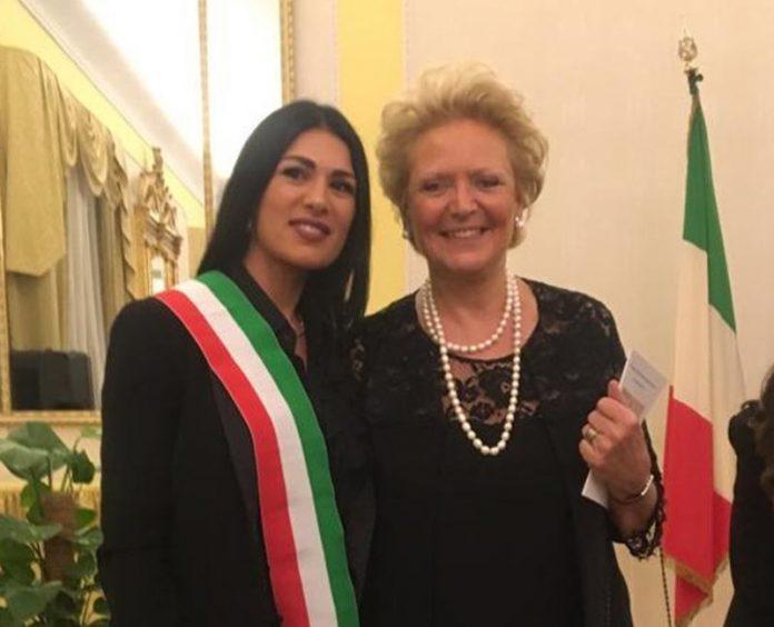 L'assessore Trecate in visita a Napoli