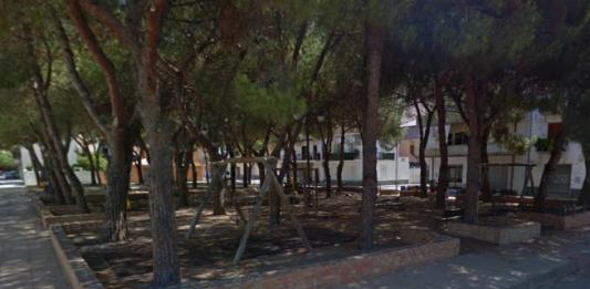 La pinetina di Vibo Marina
