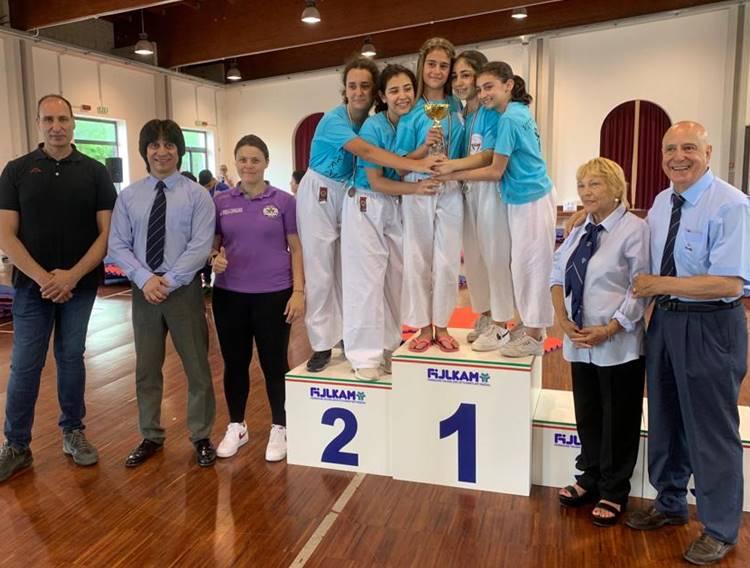 Karate, un oro e un poker d'argento per la Virtus Vibo al Trofeo Coni