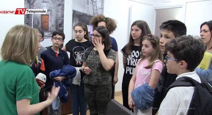 Studenti in visita nella nostra redazione
