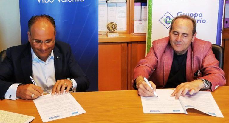 Agevolazioni alle imprese vibonesi, siglata la convenzione Confindustria-Bcc