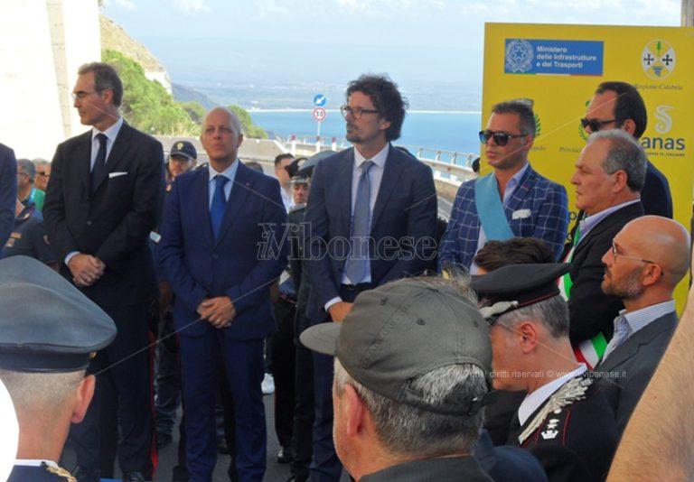 Strada del mare, Solano replica a Toninelli: «La manutenzione non ci compete»