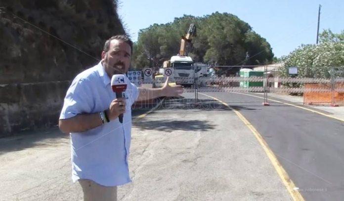 Il giornalista Agostino Pantano