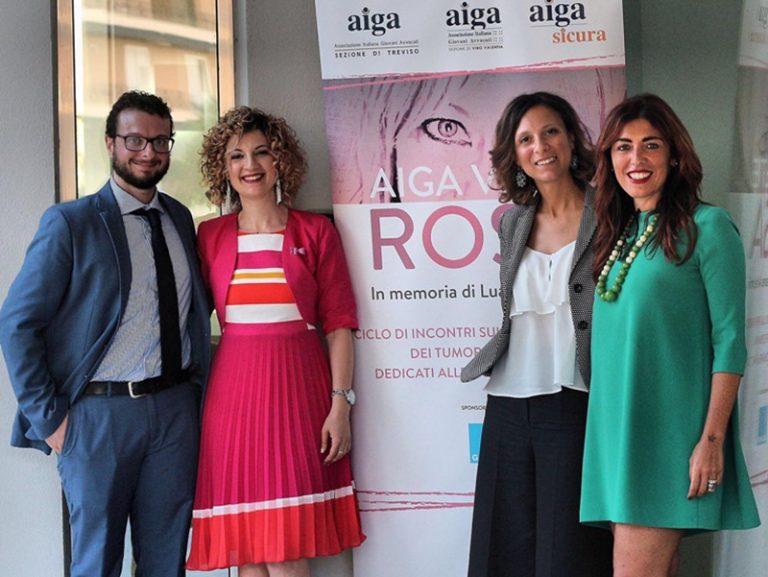 Aiga veste rosa, successo a Ricadi per l'iniziativa dei giovani avvocati