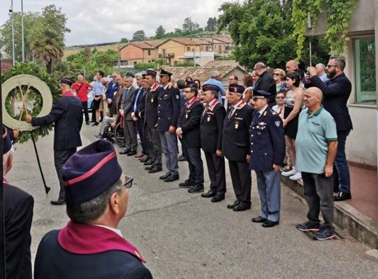 L'Anps di Vibo inaugura la sede provinciale all'interno della Scuola di polizia