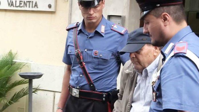 In foto il boss Antonio Mancuso