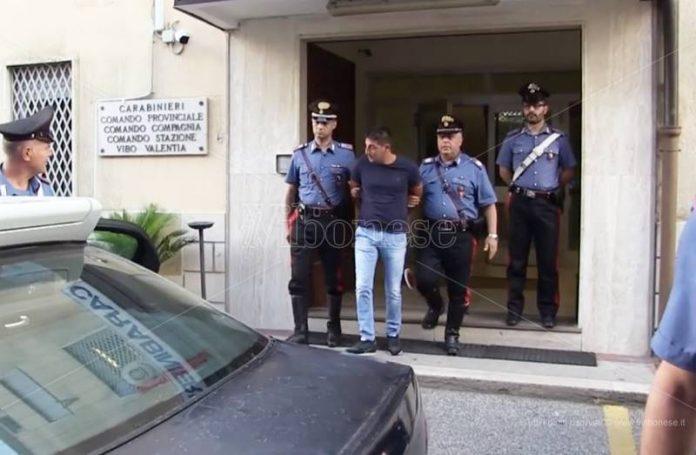 Antonio Prostamo portato in carcere