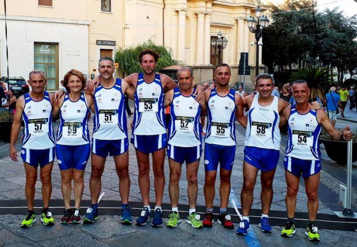 I podisti dell'Atletica San Costantino