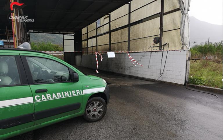 Controlli negli autolavaggi del Vibonese, sequestri e sanzioni