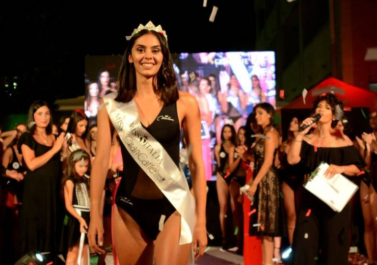 Miss Italia Calabria, la vibonese Chiara Vivona accede alle finali regionali