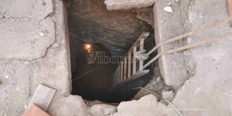 Tropea, scoperta per caso un'antica cisterna in pieno centro storico – Video