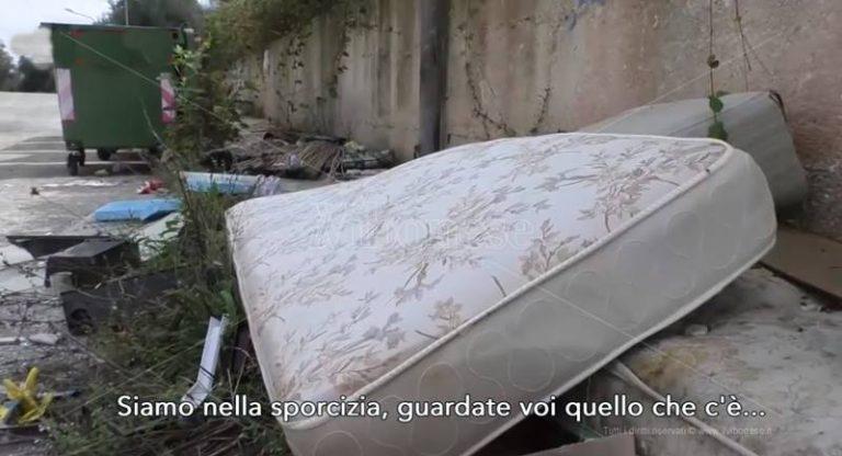 Erbacce e degrado, i residenti di contrada Vaccaro pronti a protestare in Comune – Video