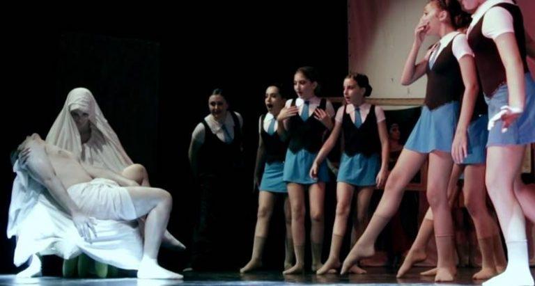 """""""Margot Fonteyn"""", su LaC Tv il corto che racconta il mondo della danza nel Vibonese – Video"""