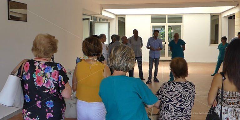 Dialisi a Tropea, dall'Aned una nuova donazione al reparto – Video