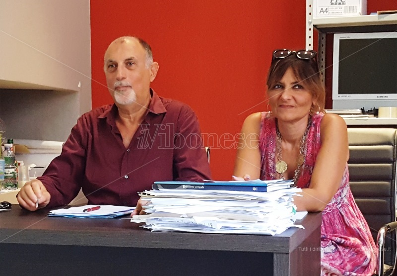Domenico e Luisa Santoro