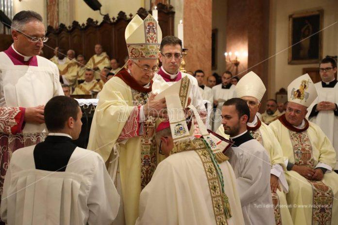 L'ordinazione episcopale di don Massara