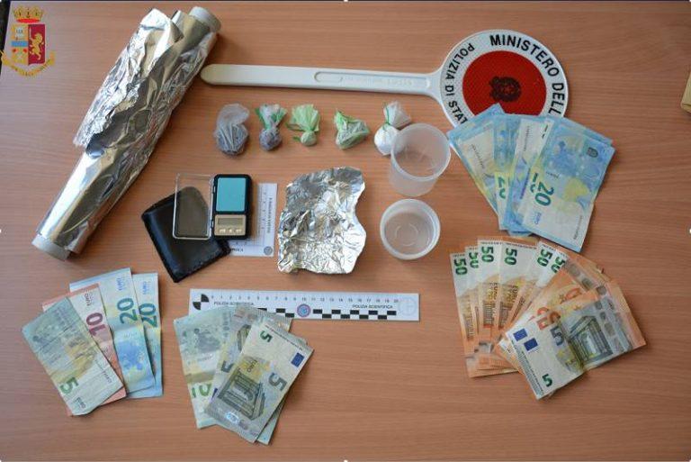Spaccio di eroina e cocaina, tre arresti a Rombiolo