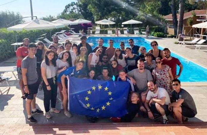 I partecipanti al progetto europeo
