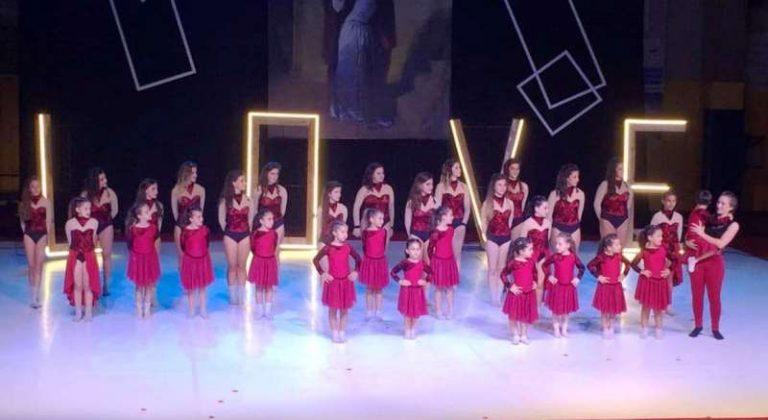 Filadelfia, applausi per il saggio di danza della New Zeffiria